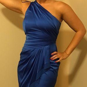 Vince Camuto One Shoulder Dress